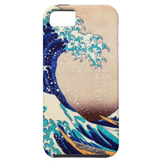 Great Wave Off Kanagawa Hokusai Japanese Vintage iPhone 5 Cover