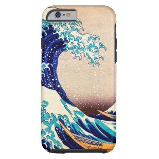 Great Wave Off Kanagawa Hokusai Japanese Vintage Tough iPhone 6 Case