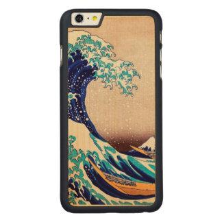 Great Wave Off Kanagawa Japanese Vintage Fine Art iPhone 6 Plus Case