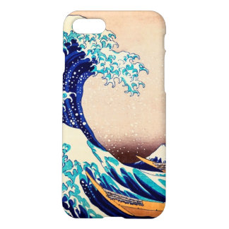 Great Wave Off Kanagawa Japanese Vintage Fine Art iPhone 7 Case