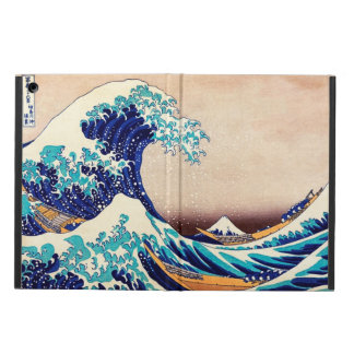 Great Wave Off Kanagawa Vintage Japanese Print Art iPad Air Cover
