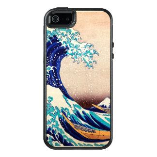 Great Wave Off Kanagawa Vintage Japanese Print Art OtterBox iPhone 5/5s/SE Case