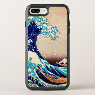 Great Wave Off Kanagawa Vintage Japanese Print Art OtterBox Symmetry iPhone 7 Plus Case