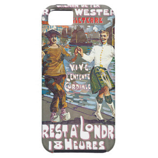 Great Western Railway, Brut a Londres Travel iPhone 5 Cover