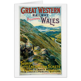 Great Western Railway ~ Wales Card