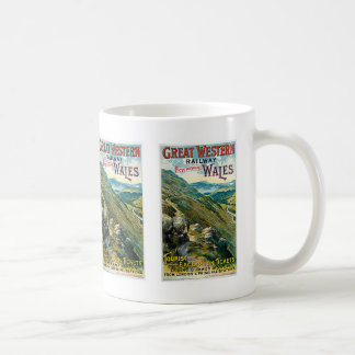 Great Western Railway ~ Wales Coffee Mug