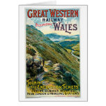 Great Western Railway ~ Wales Greeting Cards