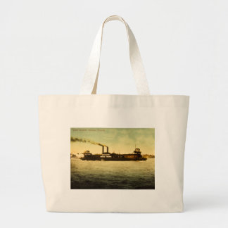 Great Western, Windsor, Canada Jumbo Tote Bag