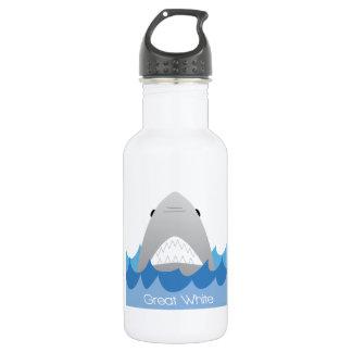 Great White 532 Ml Water Bottle