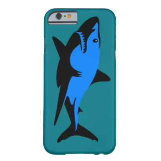 Great White Barely There iPhone 6 Case