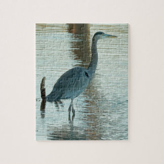 Great White Heron Puzzle