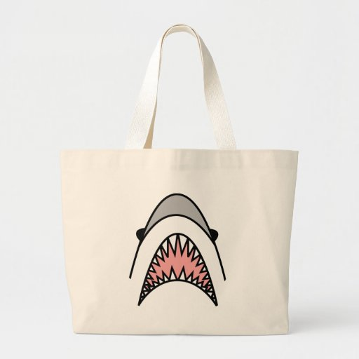 great white hype. bags