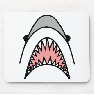 great white hype. mouse mat