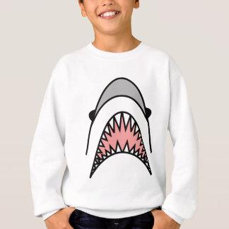 great white hype. sweatshirt