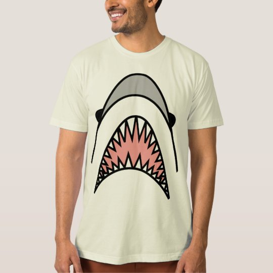 great white hype. T-Shirt