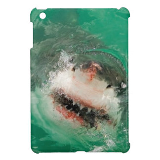 Great White Shark1 Cover For The iPad Mini
