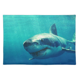 GREAT WHITE SHARK 1 PLACEMAT