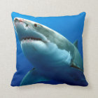 Great White Shark Cushion