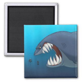 Great White Shark Magnet