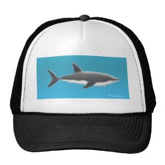 Great White Shark Mesh Hats