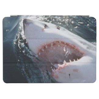 Great White Shark on sea iPad Air Cover