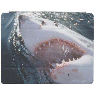 Great White Shark on sea iPad Cover