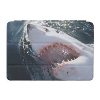 Great White Shark on sea iPad Mini Cover