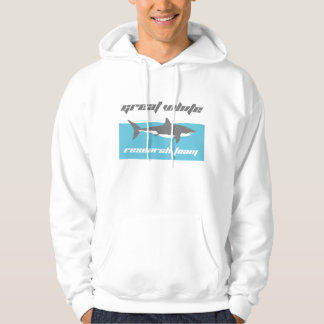 Great White Shark Research Team Hoodie