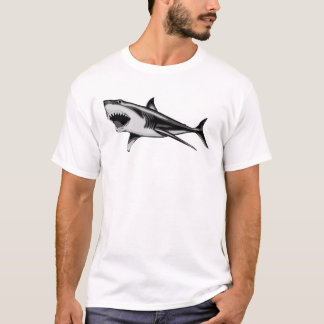 Great White Shark Shirt