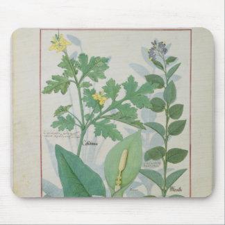 Greater Celandine or Poppy Mouse Mat