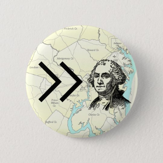 Greater, Greater, Washington button