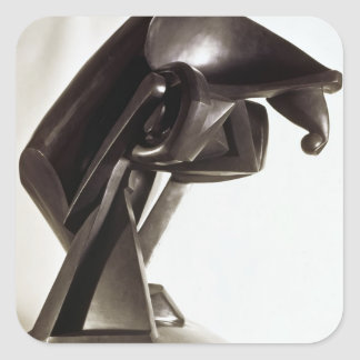 Greater Horse, 1914 (bronze) (see also 168727) Square Sticker