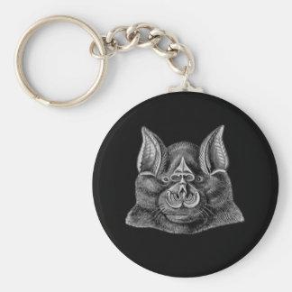 Greater Horseshoe Bat Key Ring