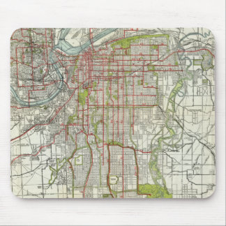 Greater Kansas City Mouse Pad