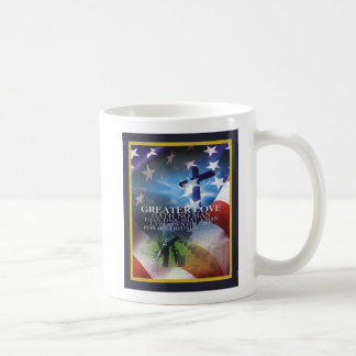 Greater Love Veterans Day Mug
