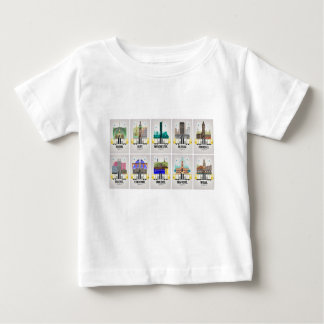 Greater Manchester Baby T-Shirt