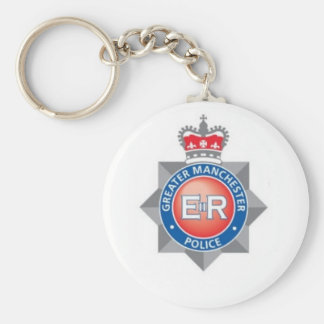 Greater Manchester Police Souvenir Key Ring