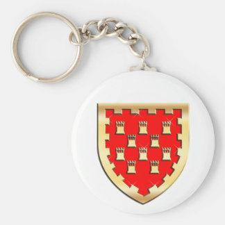 Greater Manchester shield Key Ring