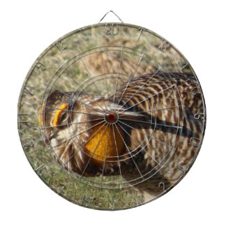 Greater Prairie Chicken Dartboard