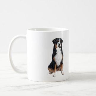 Greater Swiss Mountain Dog (A) Mugs