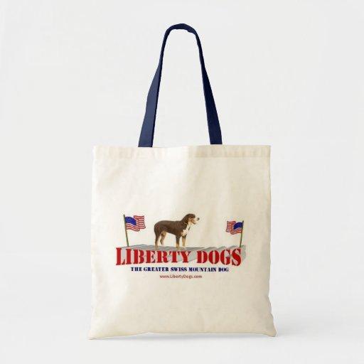 Greater Swiss Mountain Dog Bag
