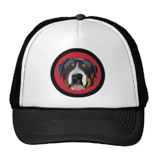 GREATER SWISS MOUNTAIN DOG CAP