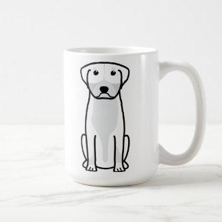 Greater Swiss Mountain Dog Cartoon Basic White Mug
