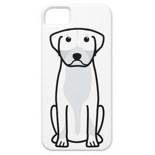 Greater Swiss Mountain Dog Cartoon iPhone 5 Cover