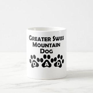 Greater Swiss Mountain Dog Dad Mug