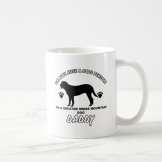 Greater swiss mountain Dog Daddy Mugs
