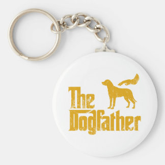 Greater Swiss Mountain Dog Key Ring