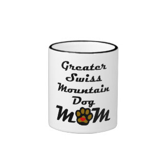 Greater Swiss Mountain Dog Mom Coffee Mugs