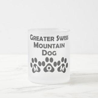 Greater Swiss Mountain Dog Mom Mugs