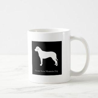Greater Swiss Mountain Dog Mug Black